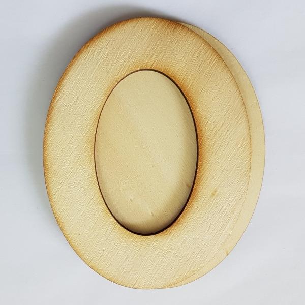Rama din lemn 5 x 8 cm 1