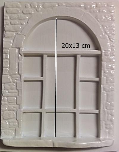 Matrita pentru turnat - Rame mini geam 1