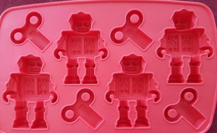 Mulaj din silicon robot 0