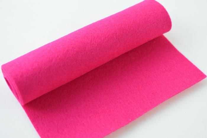 Rola 45x500 cm (1m) roz neon 0