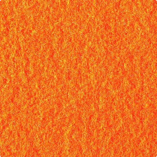 Rola fetru portocaliu deschis 1 mm grosime 1