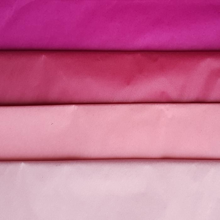 Hartie de matase, coala 50x70 cm, roz inchis 2