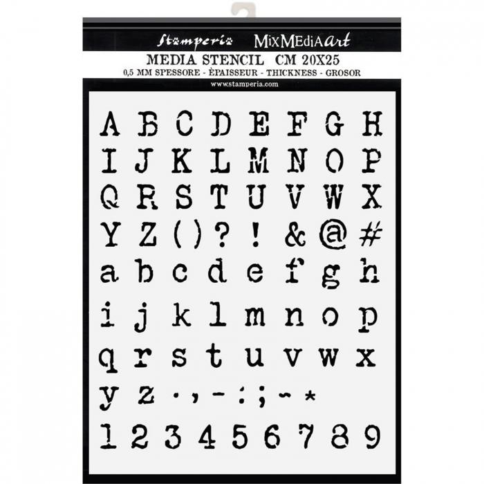 sablon-plastic-flexibil-mix-media-litere-cifre-semne-de-punctuatie 0