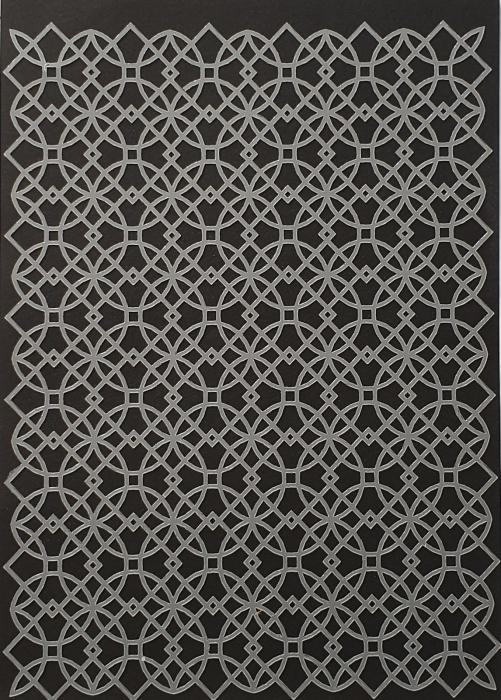Sablon plastic flexibil - Morocco 0