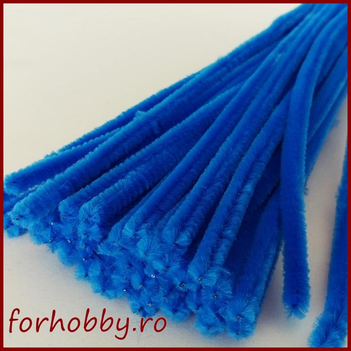 Sarma plusata 30 cm- Albastru 0