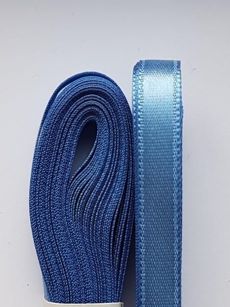 Saten albastru otel 20 mm 0