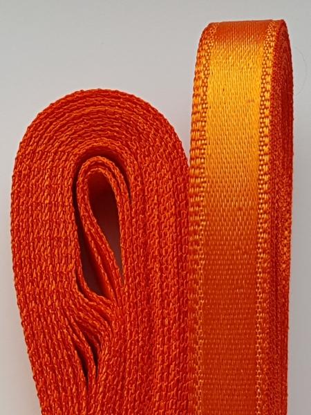 Saten portocaliu 20 mm 0