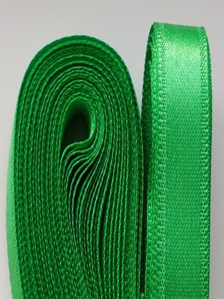 Saten verde 10 mm 0