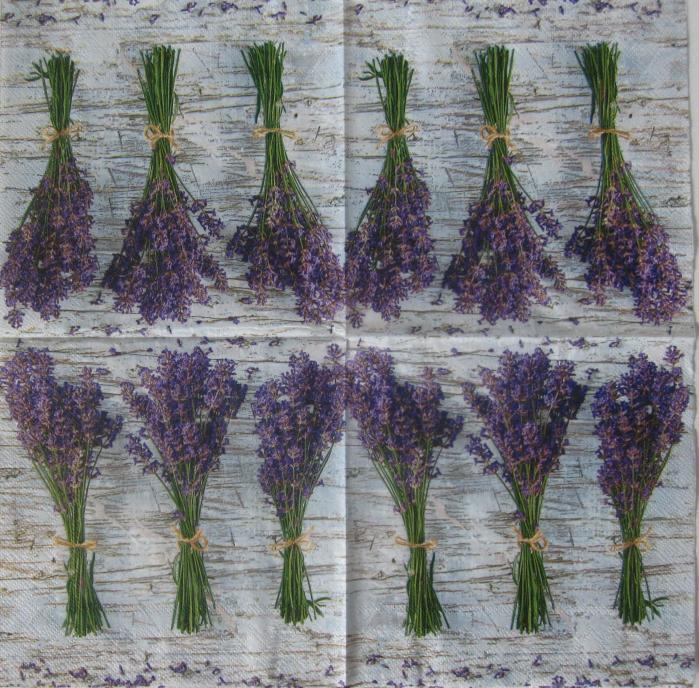Servetel floral 1