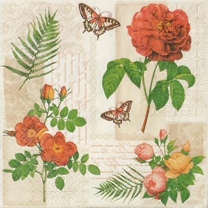 servetel-pentru-decoupage-33x33cm-trandafiri-maki 0