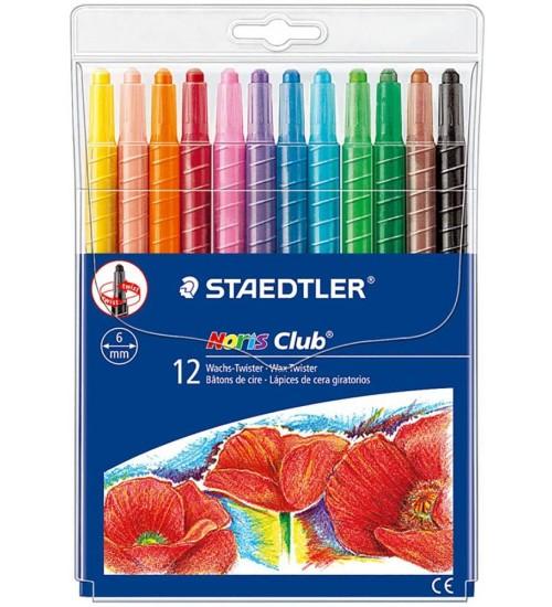 Creioane cerate cu rasucire