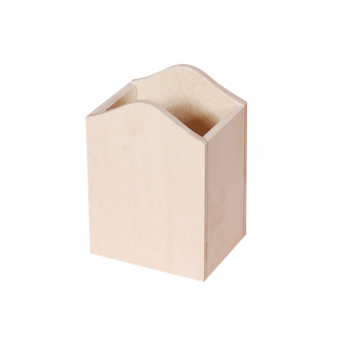 suport-creioane-din-lemn-8x8x11.5cm 1