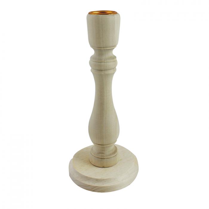 suport-lumanare-lemn-2.5x17.5 cm 0