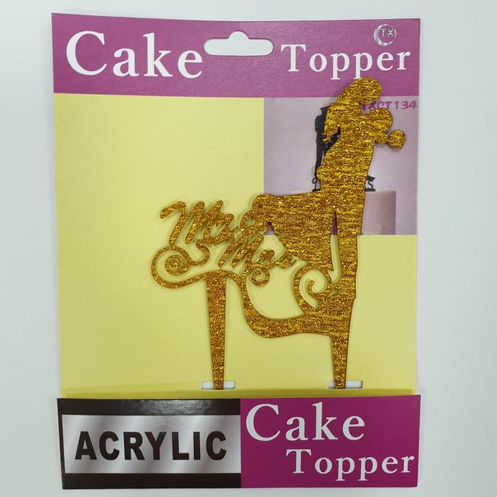 Topper acrilic - Miri 1
