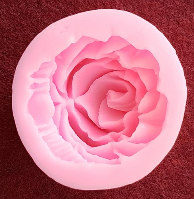 Mulaj din silicon trandafir 0