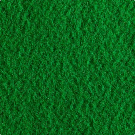 Fetru coala 40x50 cm verde  2 mm grosime 0