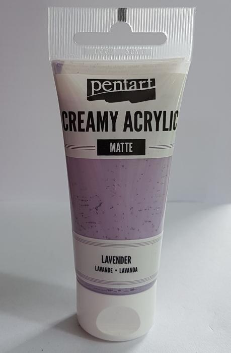 vopsea-acrilica-cremoasa-mata-60-ml-pentacolor-lavanda 2