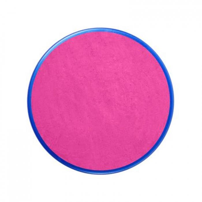 Vopsea pentru fata si corp Snazaroo Classic - Roz (Bright Pink) 1