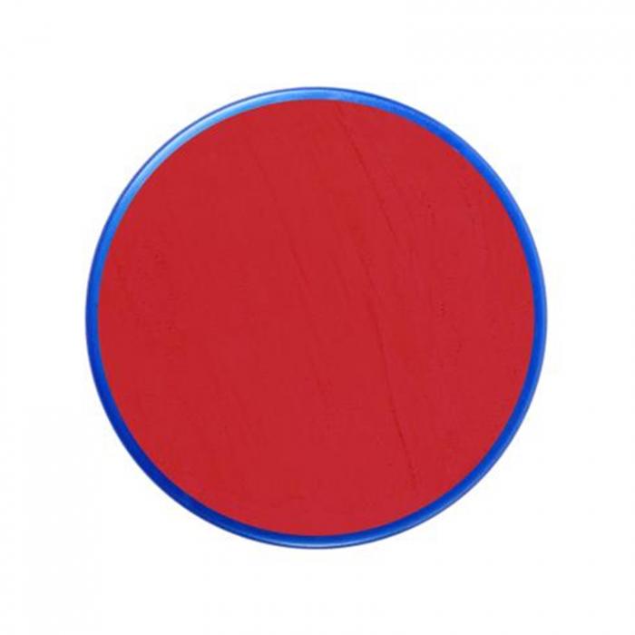 Vopsea pentru fata si corp Snazaroo Classic - Rosu (Bright Red) 1