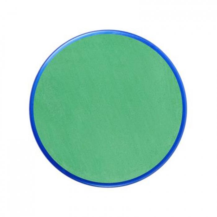 Vopsea pentru fata si corp Snazaroo Classic - Verde (Bright Green) 1