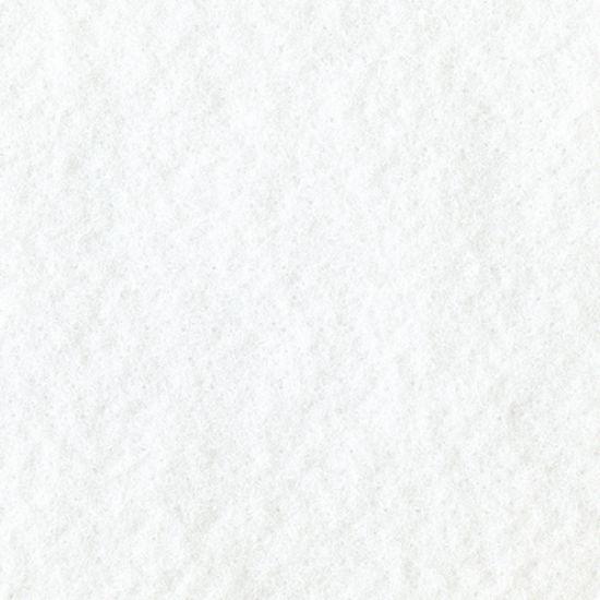 fetru pasla filt filc feltro A4 2 mm alb hobby 0