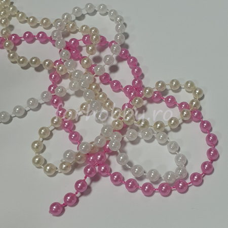 Șirag perle 6 mm2