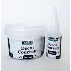 Decor beton ușor 2 componente1