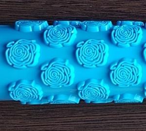 Roller cu textura - Trandafiri1