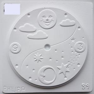 Matrita pentru turnat - Cadran ceas0