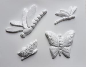 Matrita pentru turnat - Insecte0