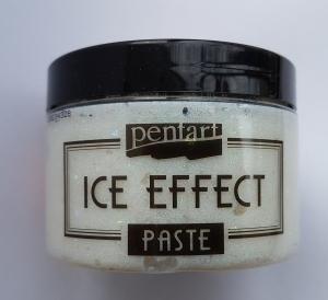 Pastă irizantă efect gheață 150 ml3