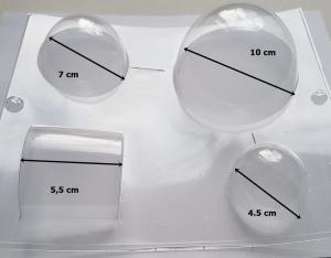 Matrita pentru turnat - Forme geometrice1