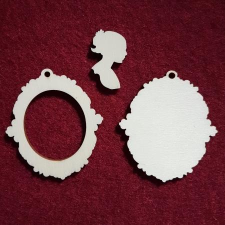 Baze bijuterii din lemn 14