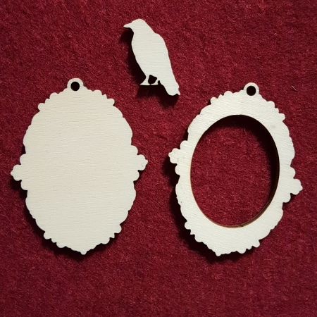Baze bijuterii din lemn 172