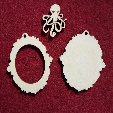 Baza lemn pentru bijuterii [2]