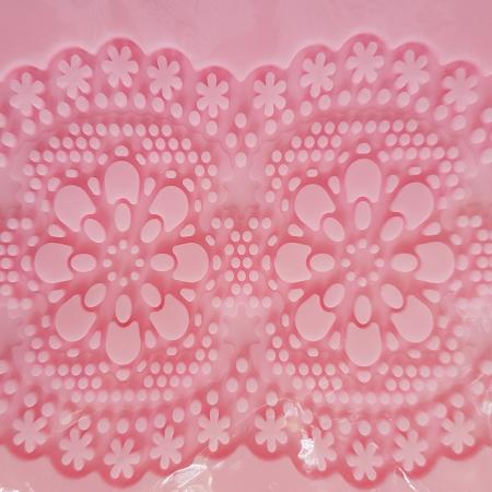 Mulaj din silicon - Dantela - Floral0