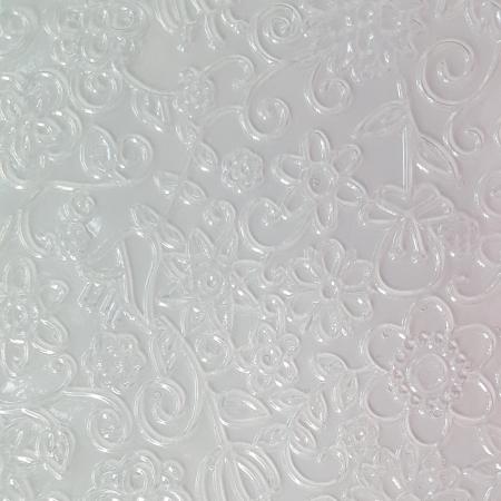 Foaie texturata - Floral 31