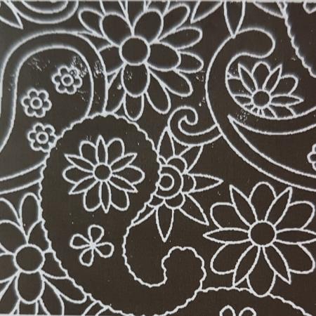 Foaie texturata - Paisley0