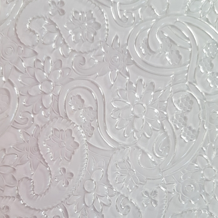 Foaie texturata - Paisley1