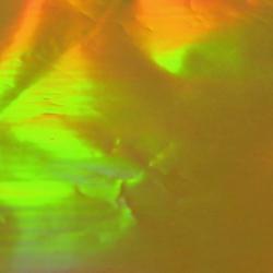Folie decor holograma auriu1