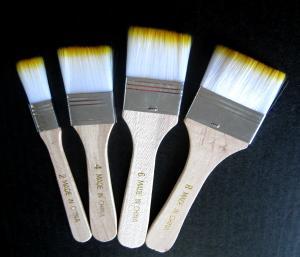 Set pensule late tip bidinea 4 marimi0