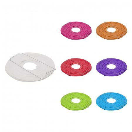 Abajur din hârtie de orez 35 cm - Diverse culori1