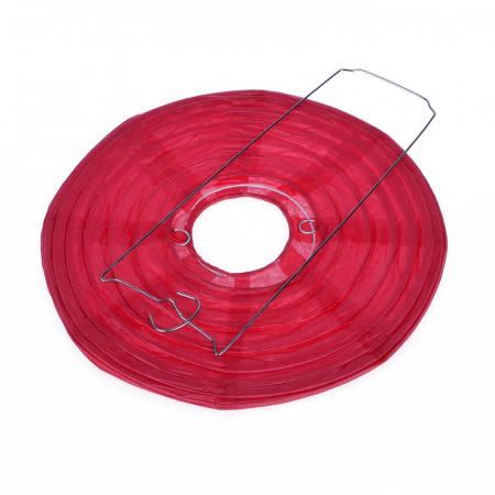 Abajur din hârtie de orez 35 cm - Diverse culori3