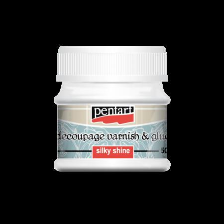 Adeziv lac decoupage universal - Semilucios1