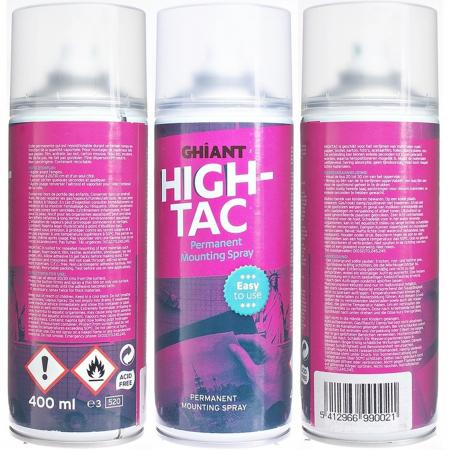 Adeziv spray permanent High - Tac - 400 ml1
