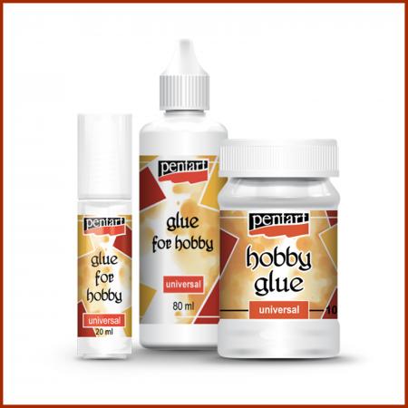 Adeziv universal hobby Pentart - 80 ml1