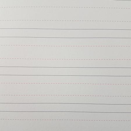 Bloc caligrafie  - Coli alb - natur - marmorat2