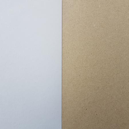 Bloc caligrafie  - Coli alb - natur - marmorat4