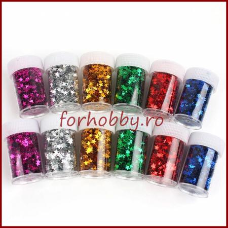 Confetti/glitter stelute 6 g0