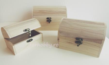 Cufăr din lemn - Diverse mărimi1